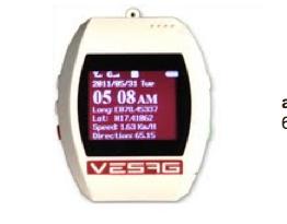 VESAG Mobile Diagnostics Watch