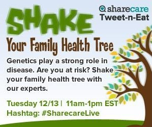Sharecare Experts on Twitter Chat – Social Media Networking Event