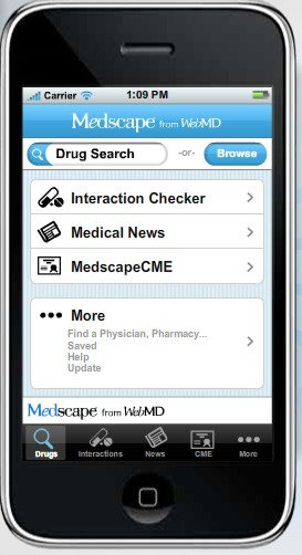 Medscape Mobile