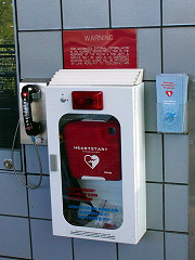 AED Policy Needs CPR