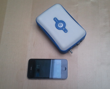 Mobile Health Around the Globe: Zao mHealth Device Field-Tested in India and Nepal