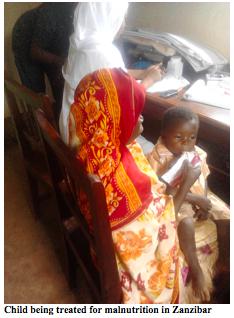 Mobile Health Around the Globe: Treating Malnutrition in Zanzibar