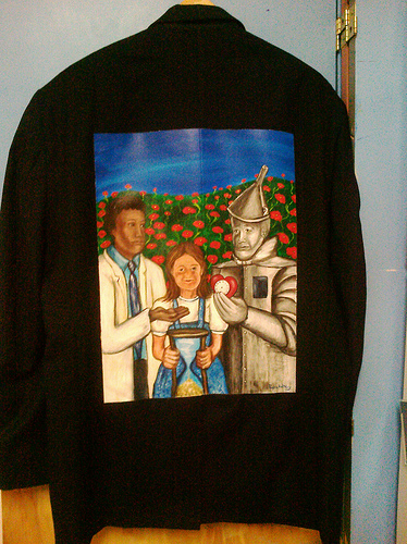 Dennis Wagner's jacket: