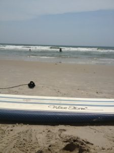 Learning to Surf: Lessons to Help Patients Recover from Major Cardiac Events