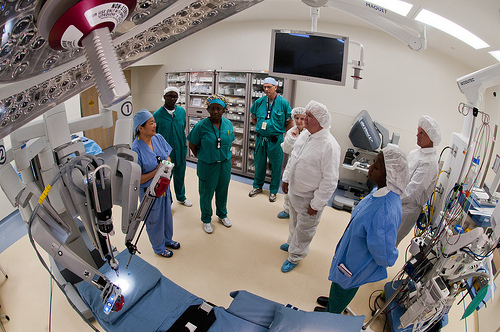 Fort Belvoir Community Hospital astounds with groundbreaking technology and devotion to patient care