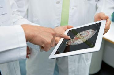 Siemens' Brave New iWorld for Imaging