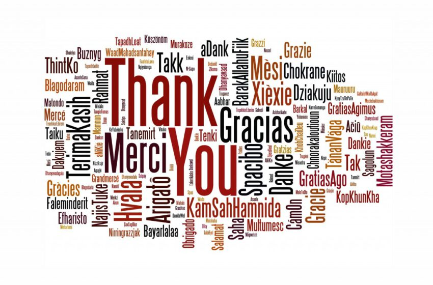 Health Patients Say Thank You to Employees