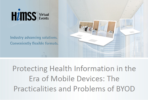 HIMSS Virtual Event - mHealth