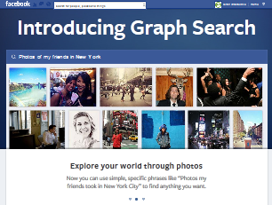 example of Facebook Graph Search