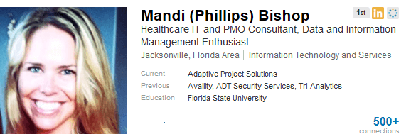 Mandi Bishop