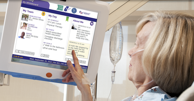 Person-Centered HealthCare: GetWellNetwork Offers Interactive Patient Care