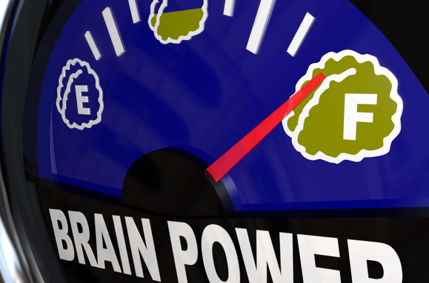 Tips for Boosting Your Brain Power