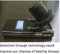 mHealth: Prevention is Better Than Cure