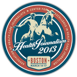 Day One at the Association of Healthcare Journalists Conference in Boston