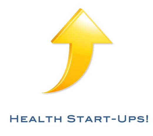 health start-ups