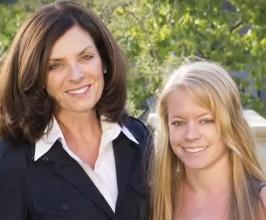 Nancy and Natalie Stack
