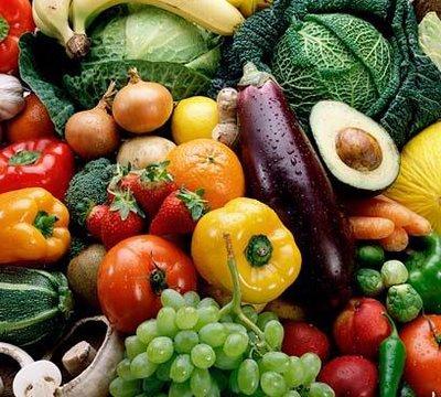 organic food nutrition