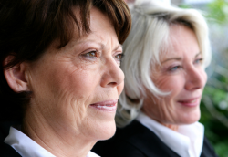 As They Age: Women Know What They Do Not Know