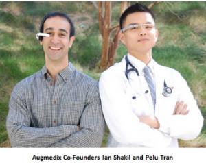 'OK Glass, Start Patient Record' Tech That Changes The Patient Dialog