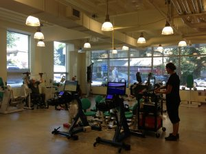 Data-Driven Exercise for the Disabled