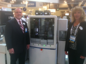 Siemens Rolls Out A Good Thing In A Small Package At AACC 2013