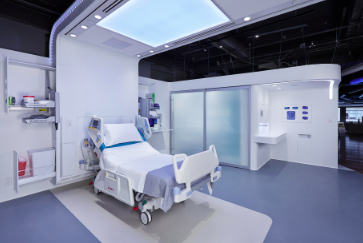Person-Centered HealthCare: Patient Room of the Future