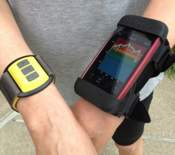 fitness gadget
