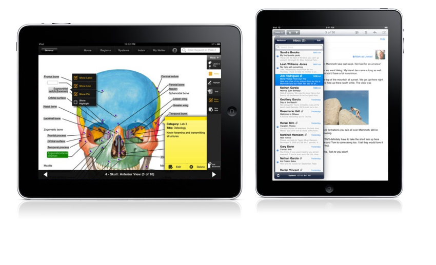 iPad Applications in the Healthcare Industry: Fad or Future?