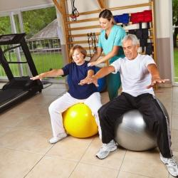 aging and fitness