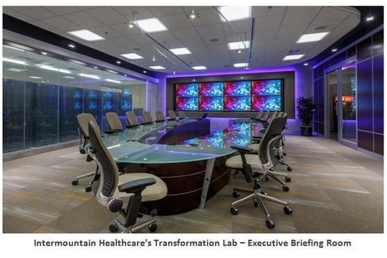 Intermountain Healthcare Opens Innovation Center