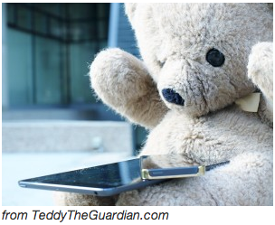 Mobile Health Around the Globe: MedTech for Kids From Teddy the Guardian
