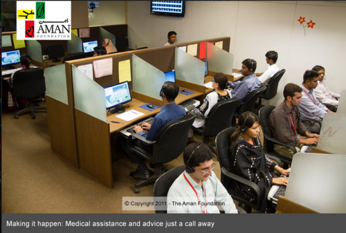 Mobile Health Around the Globe: Aman Telehealth Call Center Increases Access to Care in Pakistan