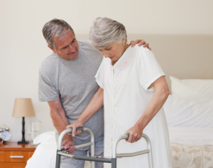 Using Wireless Networks to Detect Falls In the Elderly