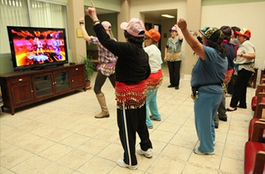 Exergaming: Breaking Down the Walls of Social Isolation While Improving Health