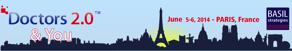 Doctors 2.0 & You 2014: From Europe to the World