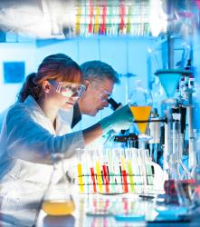 research and development in Pharma