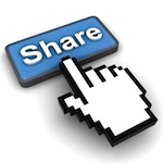 hospital marketing social sharing tips