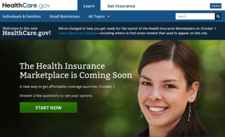 Interest in Obamacare Slowly Increasing