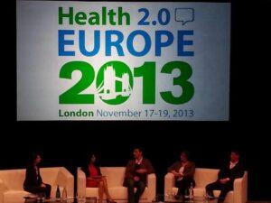 Health 2.0 Europe Panel