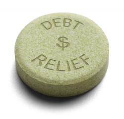 debt relief for hospitals