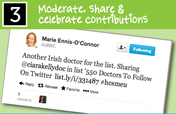 Doctors on Twitter