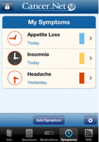 Mobile Apps for Chronic Cancer Patients