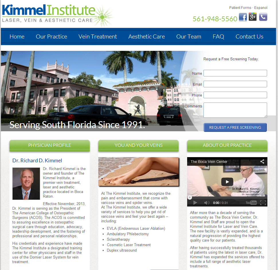 Medical Practice Marketing, Online Marketing, Online Conversions
