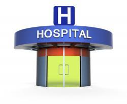 traditional hospitals