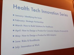 Upcoming Health 2.0 Talks