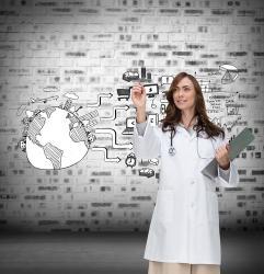 Healthcare marketing report