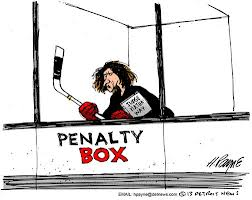 The Penalty Box for hospitals