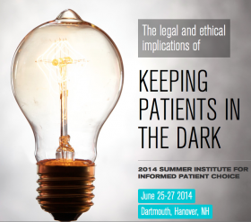 Keeping Patients in the Dark