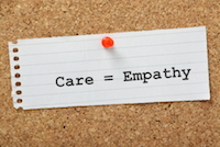 care empathy in health