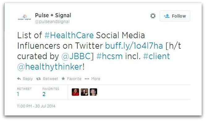beyond buzz healthcare social media